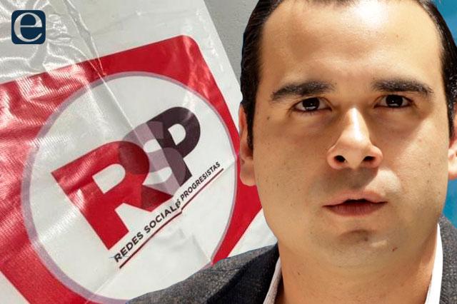 Candidatos de RSP denuncian falta de apoyo de su dirigencia en Puebla