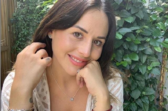 Zuria Vega comparte fotos de su bebé