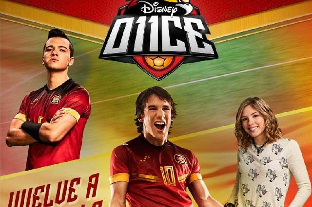 Nueva temporada de O11ce se estrena en Disney Channel