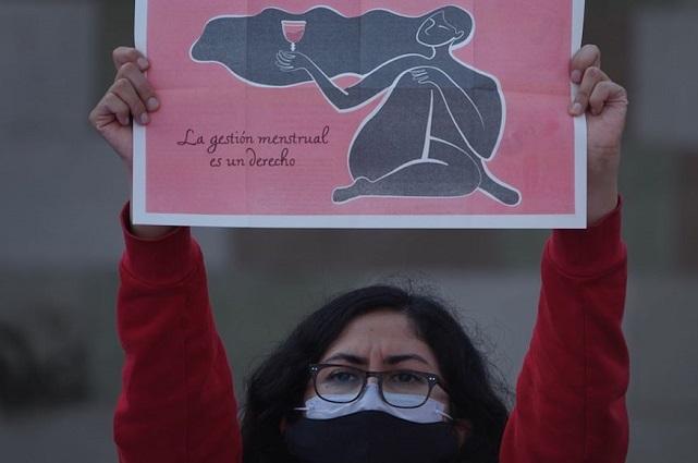 Aprueba Oaxaca entrega de insumos menstruales gratuitos