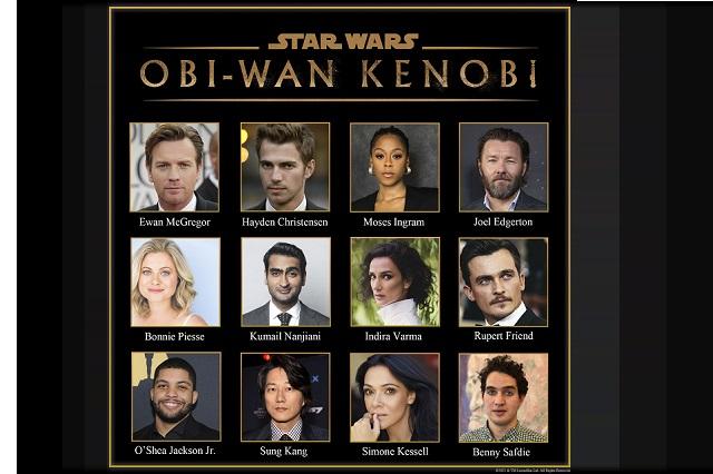 Inicia el rodaje de Obi-Wan-Kenobi