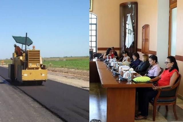 Prevén atraso en obras públicas si concretan extinción de Cabildo en Tehuacán