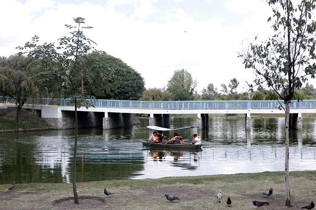Prevén daños y complicaciones por Catrina en Parque Ecológico