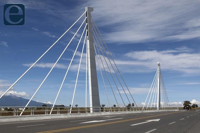 Revisarán puentes que RMV construyó, anuncia Barbosa