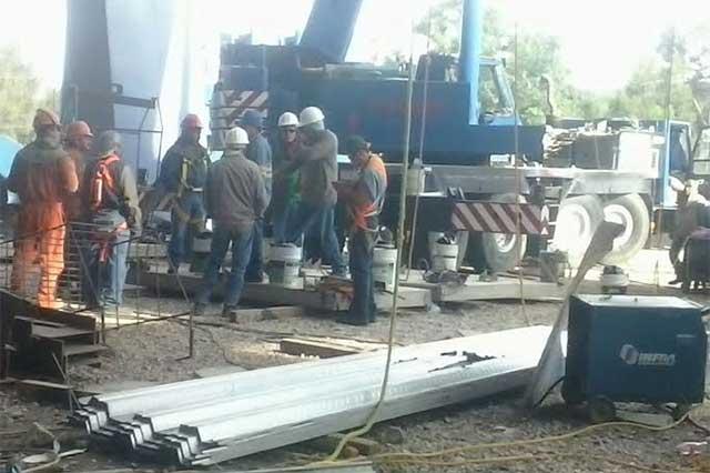Por falta de pago suspenden otra vez obra del Cuauhtémoc