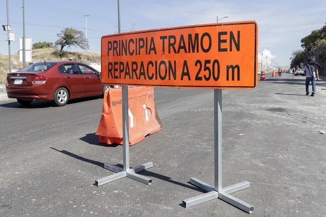 Se cancelan obras que generan movilidad mayor, precisa Barbosa