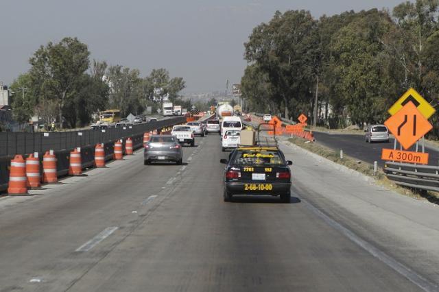 Recorta SCT en 40% el gasto para carreteras de Izúcar y Atlixco