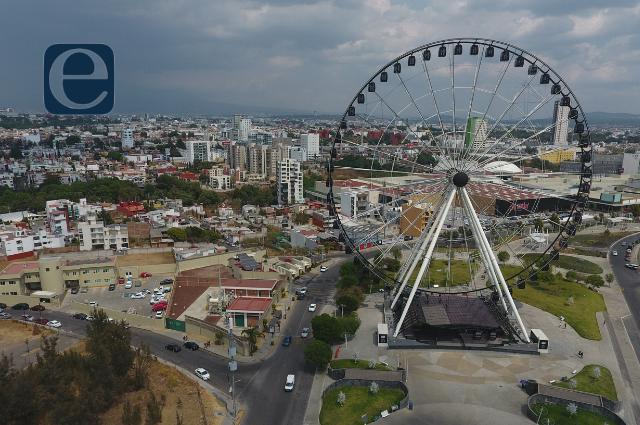La Estrella de Puebla tiene daños y estará cerrada: Barbosa