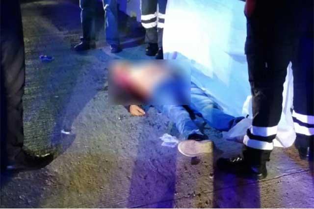 Asesinan a obrero que defendió a su acompañante de un asalto