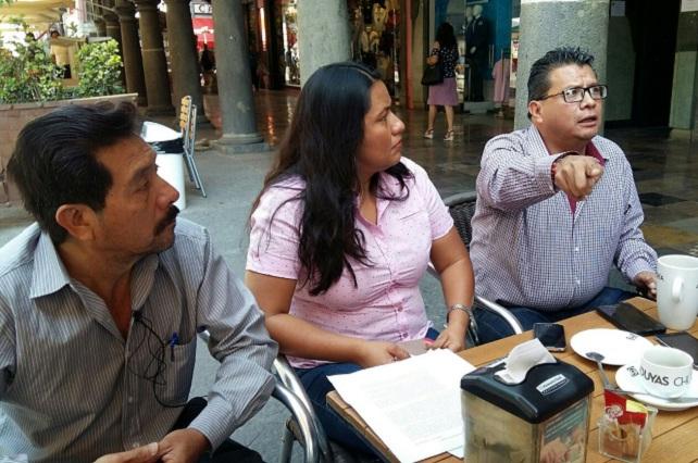 Mediante consulta presentarán a candidatos una agenda ciudadana