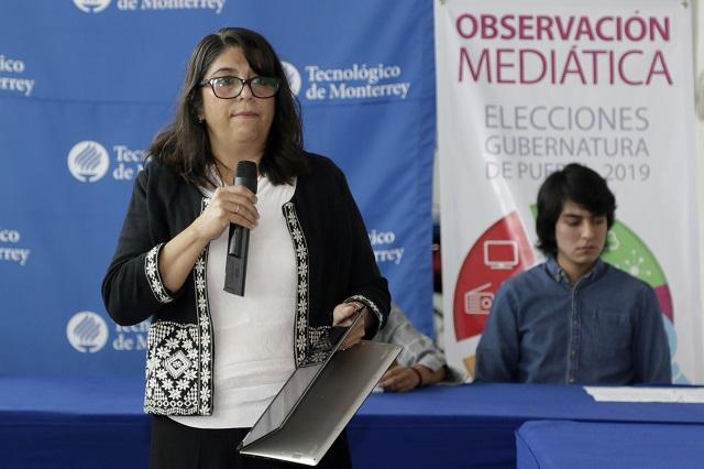 Desaprovechan redes sociales los candidatos en Puebla