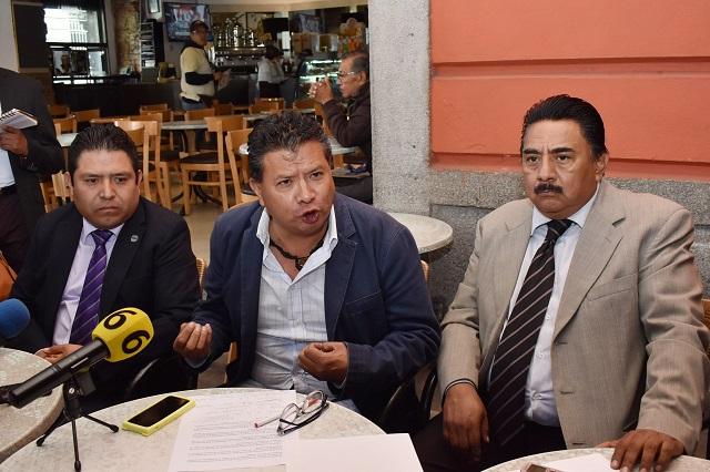 Auditoría de Puebla persigue a la BUAP por consigna, acusan