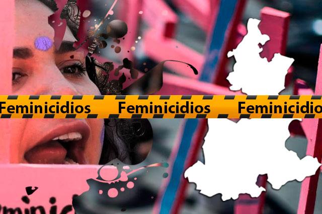 Acusan pasividad de gobierno de Puebla ante feminicidios