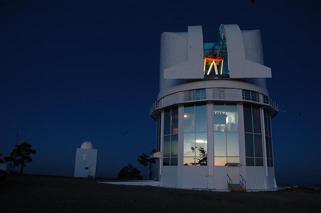 Cumple 30 años el Observatorio Astrofísico Guillermo Haro