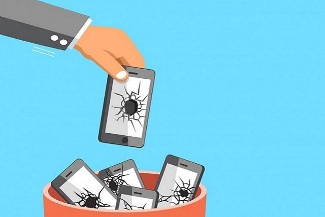 Tu celular podría durar hasta 15 años si no fuera por la obsolescencia programada