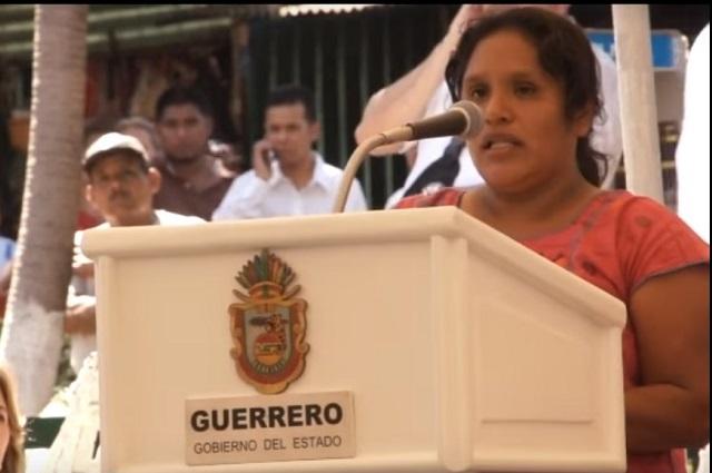 Fiscalía se suma a la búsqueda de la activista Obtilia Eugenio Manuel