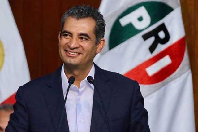 El PRI afirma que a Ricardo Anaya se le está desmoronando el Frente Ciudadano