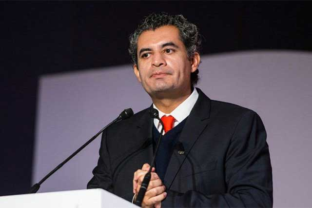 Enrique Ochoa alista estrategia para sofocar la rebelión priísta