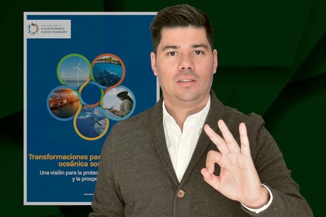 Partido Verde se pronuncia a favor del rescate de los océanos