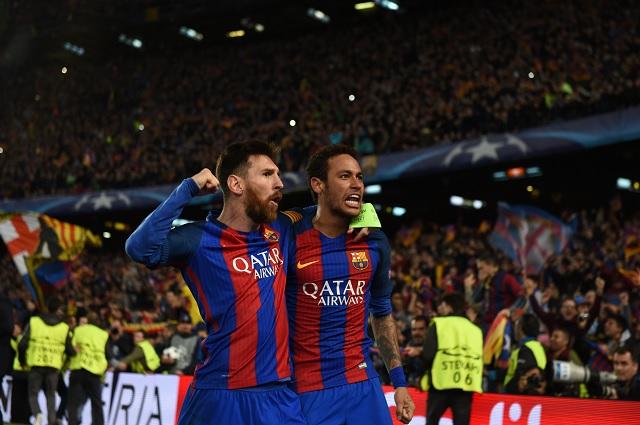 Así se jugarán los partidos de Octavos de final en Champions League