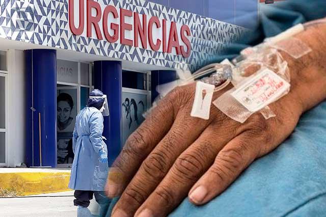 Ve federación 10 clínicas saturadas en Puebla; estado lo descarta