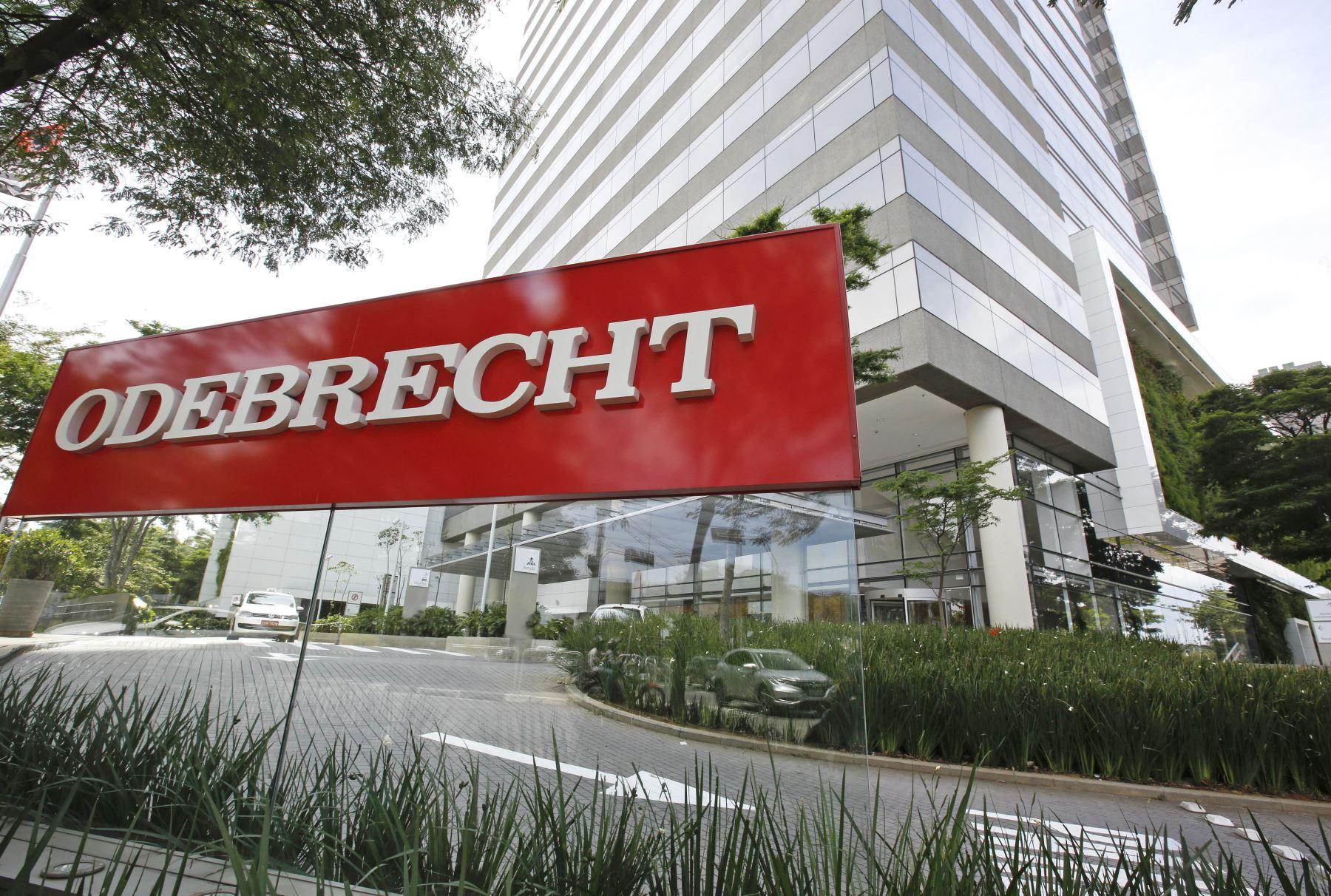 Inhabilitan a la empresa Odebrecht por cuatro años