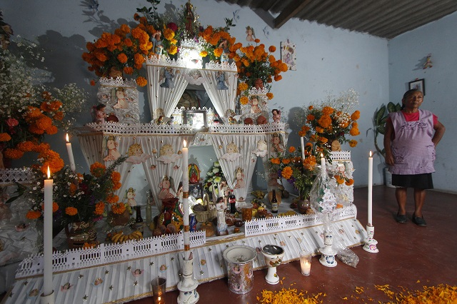 Cancelan visitas a ofrendas de Huaquechula por Covid-19