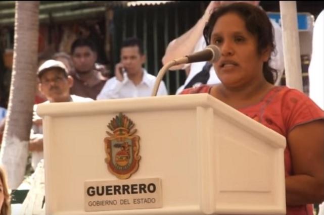 Reportan desaparecida a la activista Obtilia Eugenio Manuel