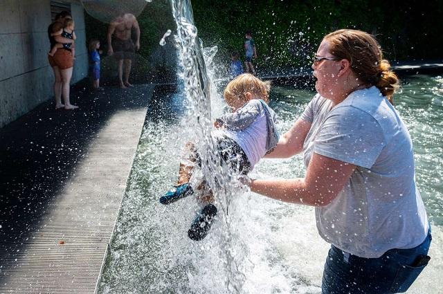 Ola de calor deja 400 muertos en Canadá y 80 en EUA