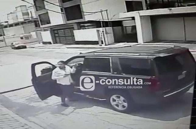 Se desata ola de asaltos a dueños de camionetas en la Vía Atlixcáyotl