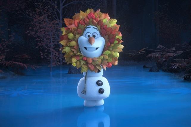 Olaf presenta historias clásicas de Disney a su estilo