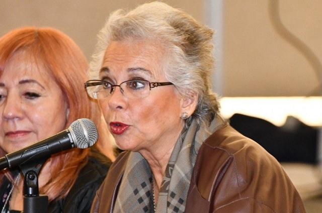Fiscalía General ya atrajo el caso LeBarón, dice Olga Sánchez Cordero