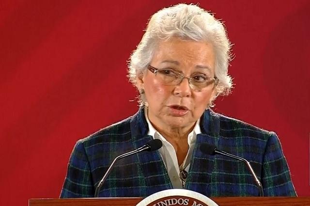 Presentan terna para dirigir el Instituto Nacional de las Mujeres