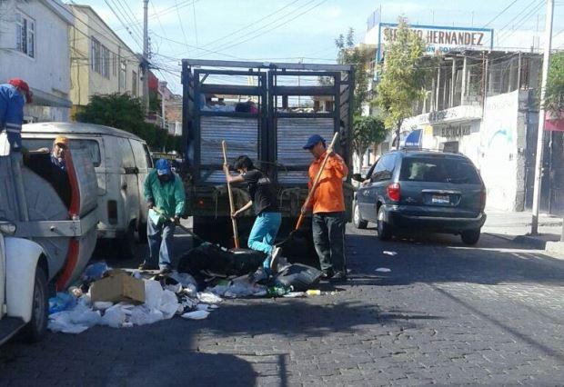 PVEM pedirá revocar mandato de  edil de Tehuacán por crisis de limpia