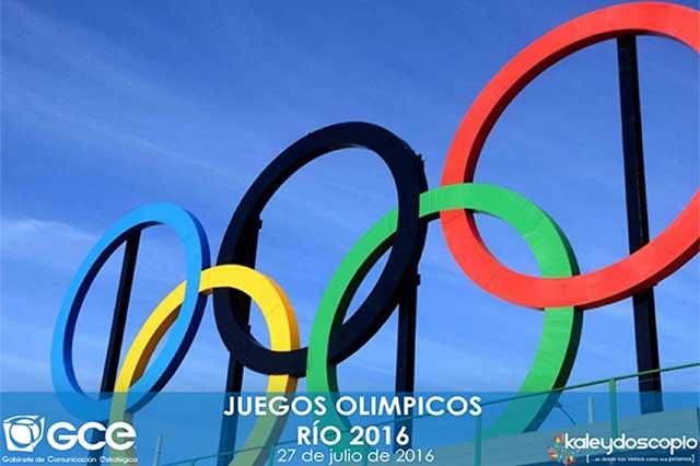 Cosas que impulsan al atleta mexicano en las olimpiadas