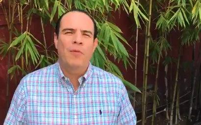 Por conducir ebrio, secretario del PAN en Jalisco choca contra un árbol