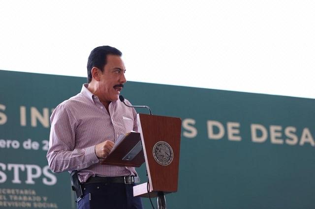 Omar Fayad reporta que han muerto 107 personas por explosión en Hidalgo