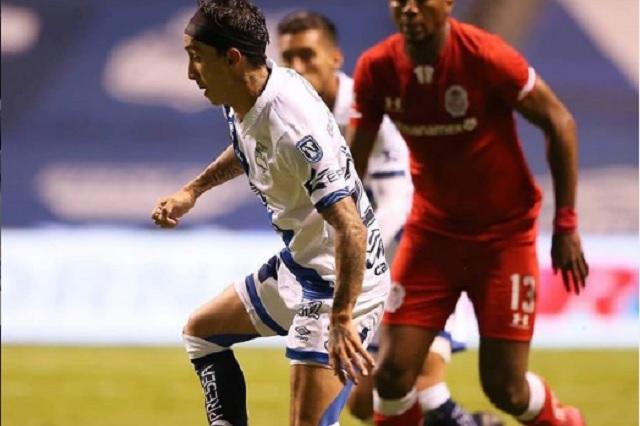 Califican a Omar Fernández como lo más 'rentable' del Puebla