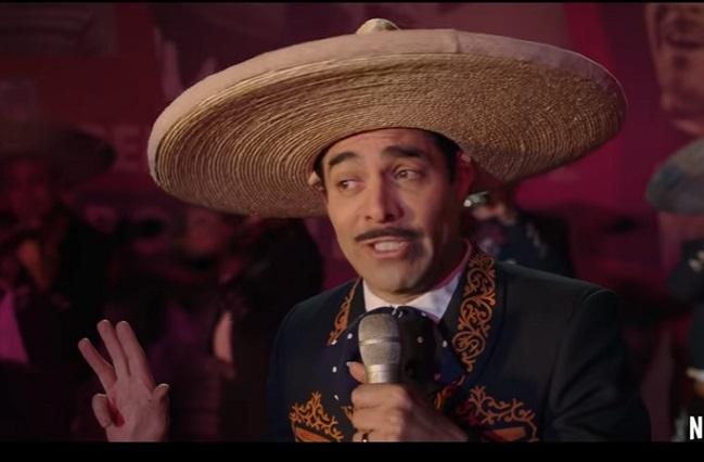 Netflix revela tráiler de la cinta Como caído del cielo con Omar Chaparro