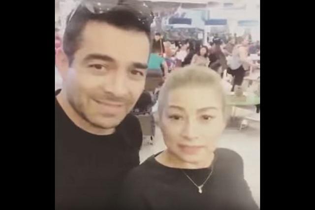 Fan confunde a Omar Chaparro con Adal Ramones