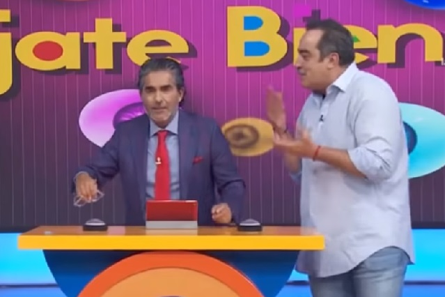 Video: Omar Fierro regaña a Raúl Araiza por no saber cocinar