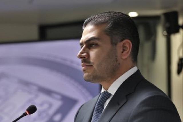Él es Omar García Harfuch, hijo de María Sorté que sufrió un atentado