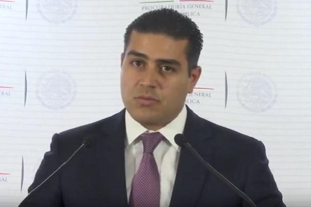 Nombra Sheinbaum a Omar Hamid García Harfuch como jefe de la policía