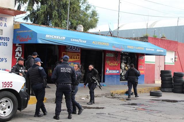 Gobierno no permitirá actividad criminal en la 46 poniente: Barbosa
