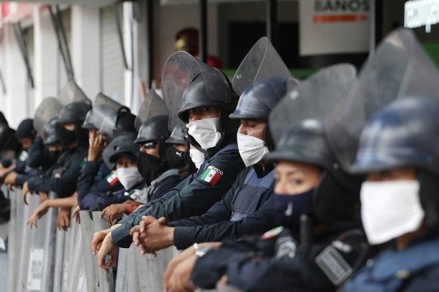 Barbosa asumirá seguridad en Puebla capital por nuevo decreto