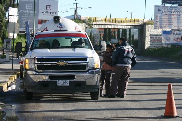 Gaseros, ahogados por venta ilegal de gas LP y robo de unidades