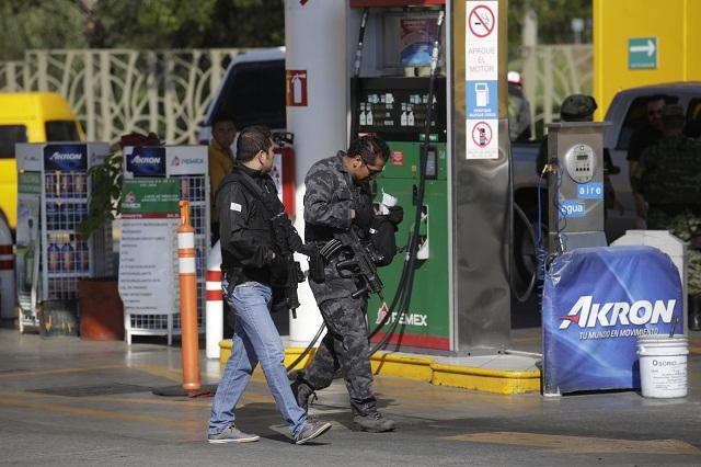 SAT retiró contrato de concesión a 12 gasolineras en el estado, informa