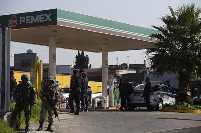 Ordenan al SAT transparentar gasolineras revisadas en Puebla