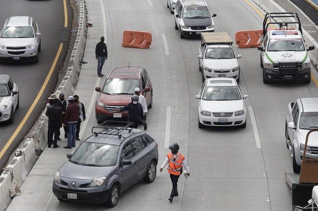 Cancela Barbosa el Hoy no Circula en Puebla