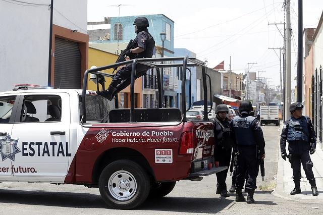 Sin acreditar certificación 2,700 policías estatales en Puebla: SNSP